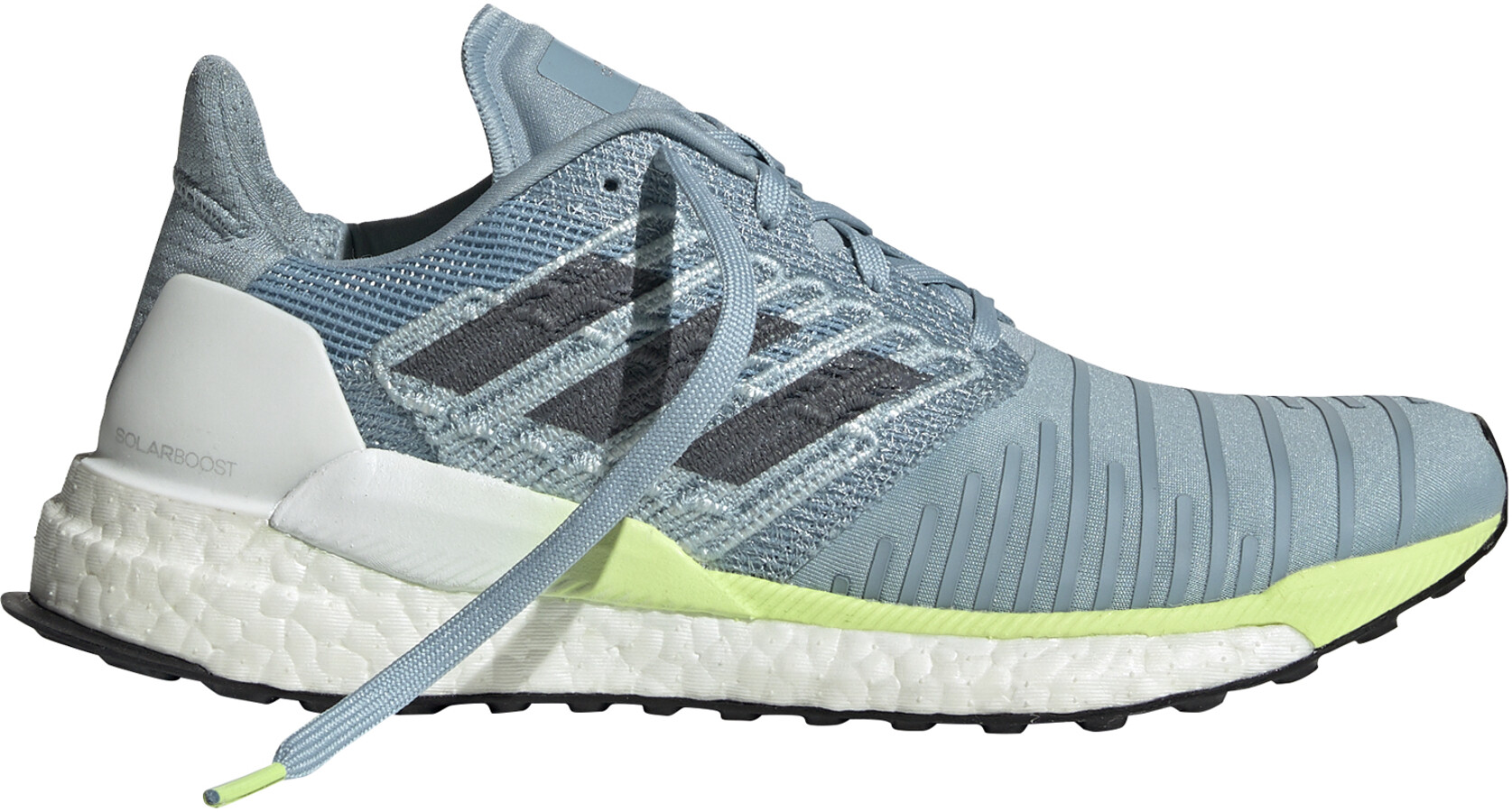 new concept 6efe0 5ed6d adidas Solar Boost - Chaussures running - gris